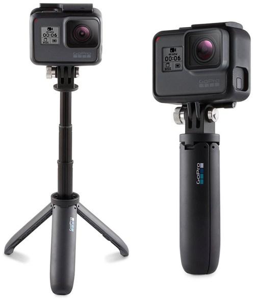 GoPro Shorty käsistatiiv + statiiv