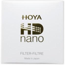 Hoya filter ringpolarisatsioon HD Nano 62mm