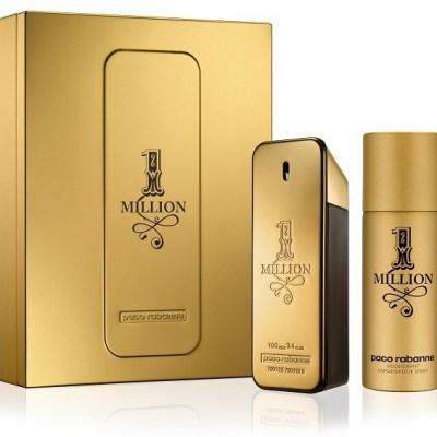Paco Rabanne 1 Million Pour Homme Eau de Toilette 100ml + deodorant 150ml