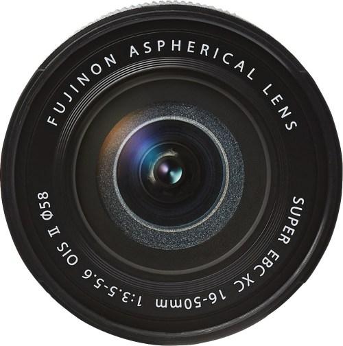 Fujinon XC 16-50mm f/3.5-5.6 OIS II objektiiv, hõbedane
