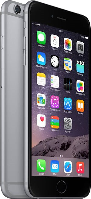 Apple iPhone 6s 32GB, space gray