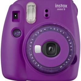 Fujifilm Instax Mini 9, clear purple