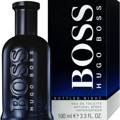 Hugo Boss Bottled Night Pour Homme Eau de Toilette 100ml