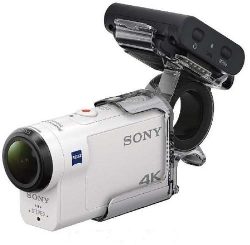 Sony FDR-X3000R + sõrmekinnitus