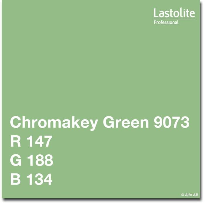 Lastolite paberfoon 2,75×11m, Chromakey roheline (9073)