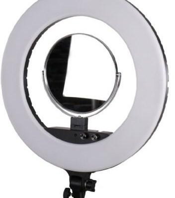 StudioKing LED ringvalgusti Set LED-480ASK 230V