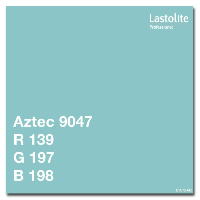 Lastolite paberfoon 2,75x11m, aztec (9047)