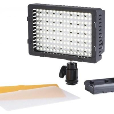 BIG videovalgusti LED170H (423316)