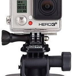 GoPro iminappkinnitus Suction Cup Mount