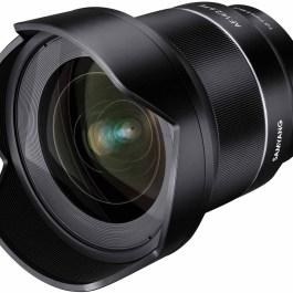 Samyang AF 14mm f/2.8 FE objektiiv Sonyle