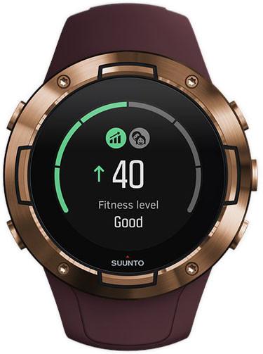 Suunto 5 G1, burgundy copper