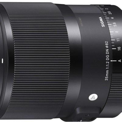 Sigma 35mm f/1.2 DG DN Art objektiiv Panasonic-S