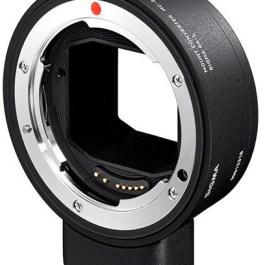 Sigma adapter MC-21 Canon EF – Panasonic L