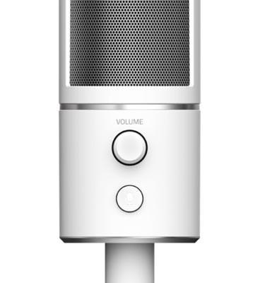 Razer mikrofon Seiren X Mercury, valge