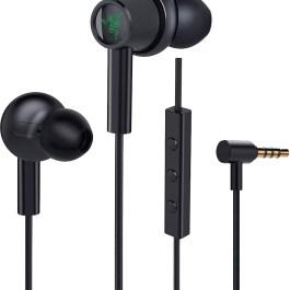 Razer kõrvaklapid + mikrofon Hammerhead Duo, must