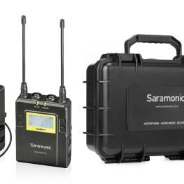 Saramonic mikrofon UwMic9 TX9+RX9k + kohver SR-C6