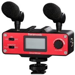 Saramonic mikrofon SmartMixer Smartphone VideoKit