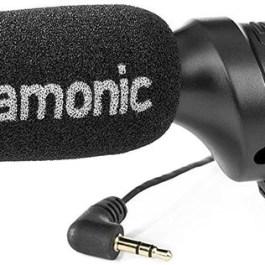 Saramonic mikrofon SR-M3 + tuulekaitse Furry M3-WS