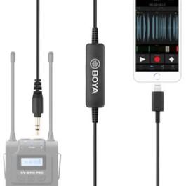 Boya adapter 3,5mm – Lightning 35C-L