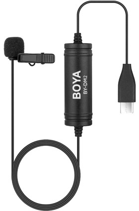 Boya mikrofon BY-DM2 USB-C Android