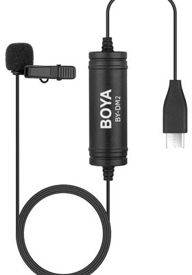 Boya mikrofon BY-DM2 USB-C Android