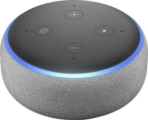 Amazon Echo Dot 3, hall