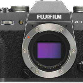 Fujifilm X-T30 kere, charcoal