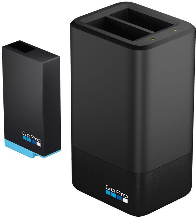 GoPro MAX Dual akulaadija + aku (ACDBD-001)