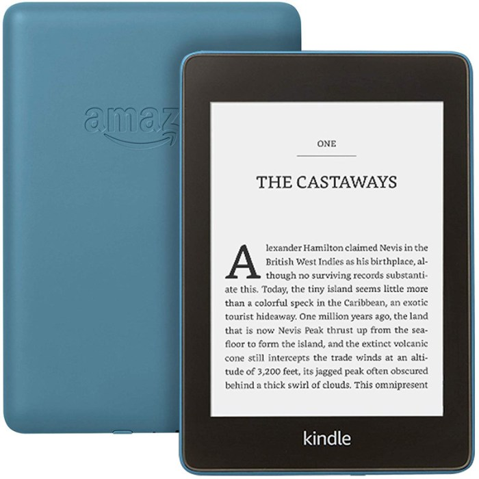Amazon Kindle Paperwhite 2018 32GB WiFi, sinine