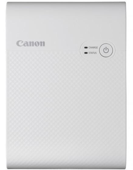 Canon fotoprinter Selphy Square QX10, valge