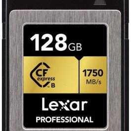 Lexar mälukaart CFexpress 128GB Pro R1750/W1000