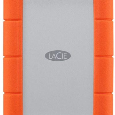 LaCie väline kõvaketas 4TB Rugged USB-C