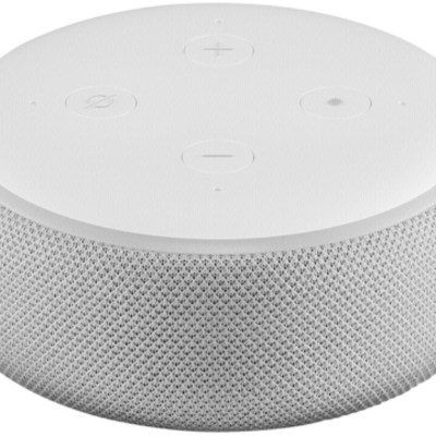 Amazon Echo Dot 3, helehall