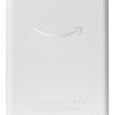 Amazon Kindle Touchscreen WiFi 2019 8GB, valge
