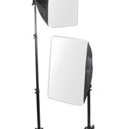 StudioKing püsivalgusti Daylight Kit 8x45W (PK-SB5070)