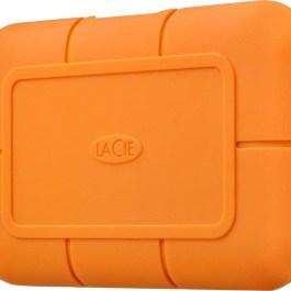 LaCie väline SSD 500GB Rugged USB-C