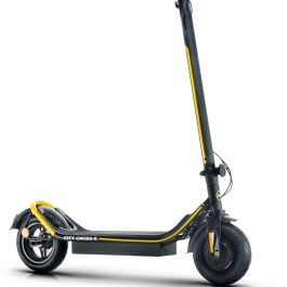 Ducati elektritõukeratas Scrambler City Cross E Black & Yellow