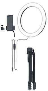 Razer videovalgusti Ring Light 12″ USB LED
