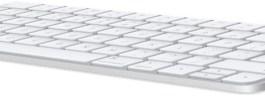 Apple Magic Keyboard RUS, silver