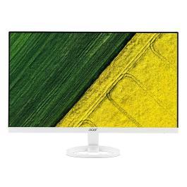 LCD Monitor ACER R271Bwmix 27″ Panel IPS 1920×1080 16:9 60Hz 1 ms Speakers Tilt Colour White UM.HR1EE.B04