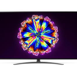 TV Set|LG|55″|4K/Smart|3840×2160|Wireless LAN|webOS|Black|55NANO913NA