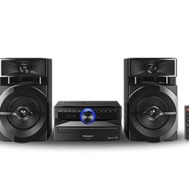 CD/RADIO/MP3 SYSTEM/SC-UX100E-K PANASONIC