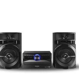 CD/RADIO/MP3 SYSTEM/SC-UX102E-K PANASONIC
