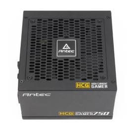 Power Supply ANTEC 750 Watts Efficiency 80 PLUS GOLD PFC Active 0-761345-11638-1