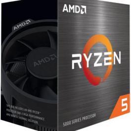 CPU RYZEN X6 R5-5600G SAM4 BX/65W 3900 100-100000252BOX AMD