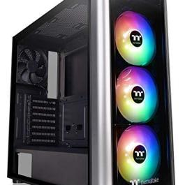 Case|THERMALTAKE|Level 20 MT ARGB|MidiTower|Not included|ATX|MicroATX|MiniITX|Colour Black|CA-1M7-00M1WN-00