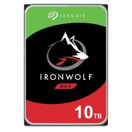 HDD|SEAGATE|IronWolf|10TB|SATA|256 MB|7200 rpm|Discs/Heads 8/13|3,5″|ST10000VN0008
