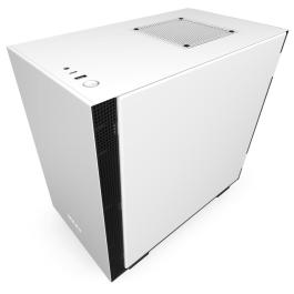 Case|NZXT|H210i|MiniTower|Not included|MiniITX|Colour Black / White|CA-H210I-W1