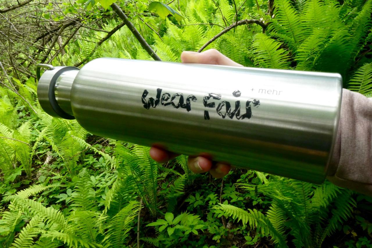 Trinkwasserflaschen Edelstahl Kooperationen Kollaboration