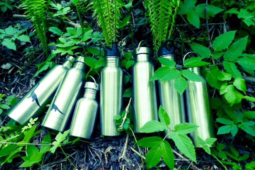 extremnormal® Thermo Wasserflasche Handgraviert